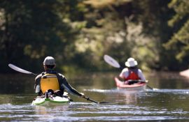 7-Day Bunsby Islands Kayaking